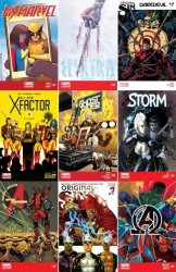 Download Collection Marvel (20.08.2014, week 33)