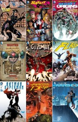 Collection DC - The New 52 (27.08.2014, week 34)