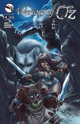 Grimm Fairy Tales Presents Warlord Of OZ #04