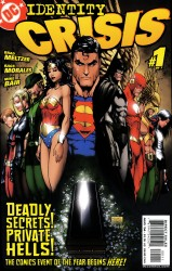 Identity Crisis (1-7 series) Complete