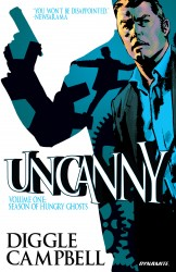 Uncanny Vol.1 - Season of Hungry Ghosts