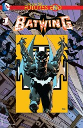 Batwing – Futures End #1