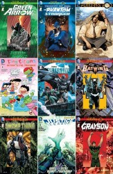 Collection DC - The New 52 (03.09.2014, week 35)