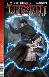 Jim Butcher's The Dresden Files - War Cry #04