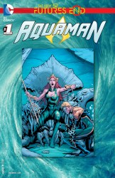 Aquaman - Futures End #01