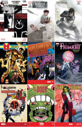 Collection Marvel (03.09.2014, week 35)