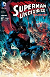 Superman Unchained #8