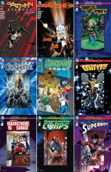 Collection DC - The New 52 (10.09.2014, week 36)