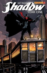 The Shadow - Year One #10