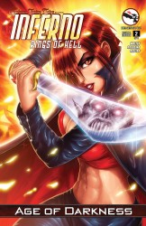 Grimm Fairy Tales Presents Inferno Rings Of Hell #02