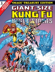 Giant Size Kung Fu Bible Stories #01