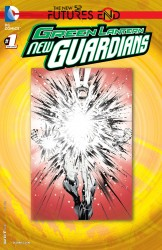 Green Lantern – New Guardians – Futures End #1