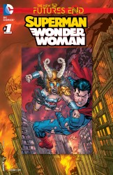 Superman - Wonder Woman - Futures End #1