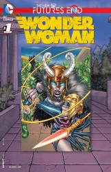 Wonder Woman – Futures End #1