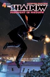 The Shadow – Midnight in Moscow #4