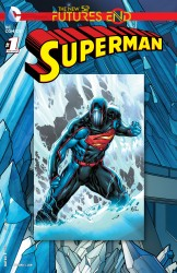Superman - Futures End #1