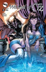 Grimm Fairy Tales Presents Warlord Of OZ #05