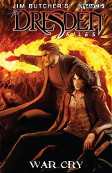 Jim Butcher's The Dresden Files - War Cry #05