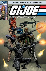 G.I. Joe - A Real American Hero #207