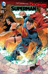 Superman - Wonder Woman #12