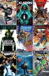 Download Collection DC - The New 52 (08.10.2014, week 40)