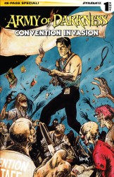 Army of Darkness Convention Invasion