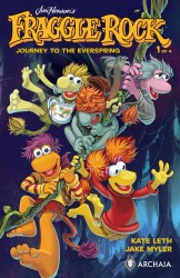 Jim Henson's Fraggle Rock - Journey to the Everspring #1