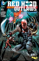 Red Hood and the Outlaws #35