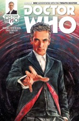 Doctor Who The Twelfth Doctor #01