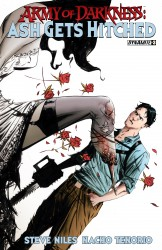 Army of Darkness Ash Gets Hitched #03