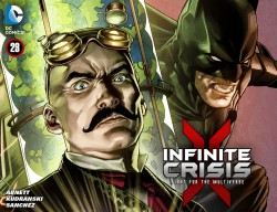 Infinite Crisis - Fight for the Multiverse #23
