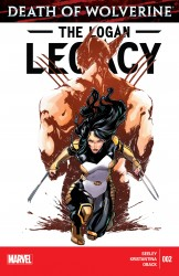Death of Wolverine - Logan Legacy #02