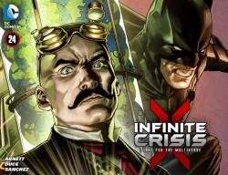 Infinite Crisis - Fight for the Multiverse #24