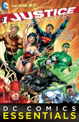 DC Comics Essentials – Justice League #1