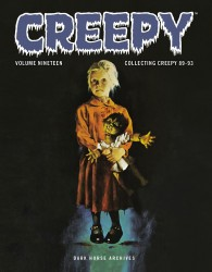 Creepy Archives Vol.19