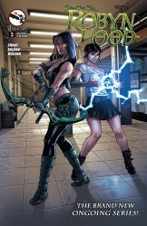 Grimm Fairy Tales presents Robyn Hood #03