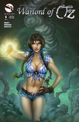 Grimm Fairy Tales Presents Warlord Of OZ #06
