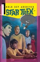 Download Star Trek Gold Key Archives Vol.2