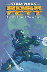 Download Star Wars Boba Fett - Death, Lies, & Treachery (TPB)