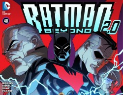 Batman Beyond 2.0 #40