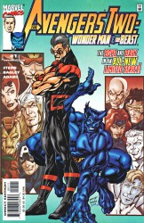 Avengers Two - Wonder Man & Beast #01-03 Complete
