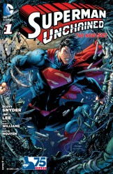 Superman Unchained (1-9 series) Complete