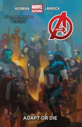 Avengers Vol.5 - Adapt Or Die