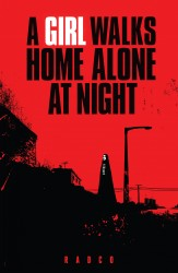 A Girl Walks Home Alone at Night #01