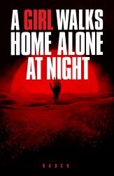 A Girl Walks Home Alone at Night #02