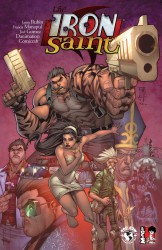 The Iron Saint Vol.1 (TPB)