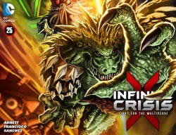 Infinite Crisis - Fight for the Multiverse #25