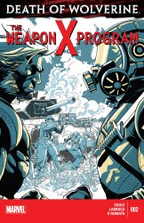 Death of Wolverine - The Weapon X Program #02