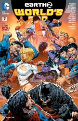 Earth 2 - World's End #07