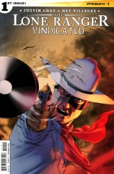 The Lone Ranger - Vindicated #1